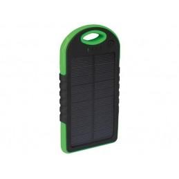 Banco de energía solar...