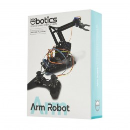 ARM robot Ebotics kit DYI...
