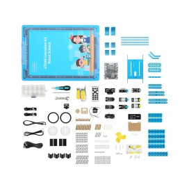 Steam robot science kit...