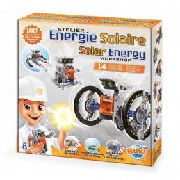14 en 1 Robot Solar