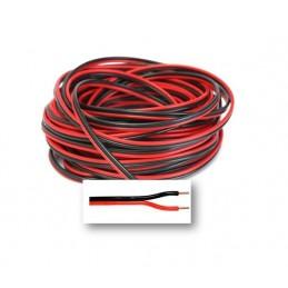 Cable multifilar  rojo y...