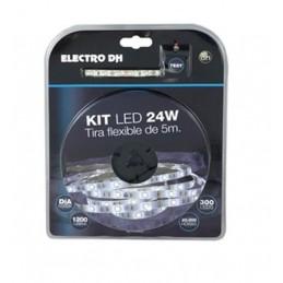 Kit tira LED flexible 5...
