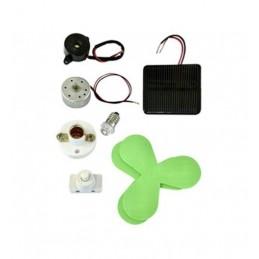 Kit escolar eléctrico-solar...