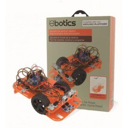 Code & Drive Ebotics kit...