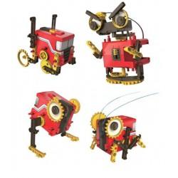 Robot motorizado 4x1