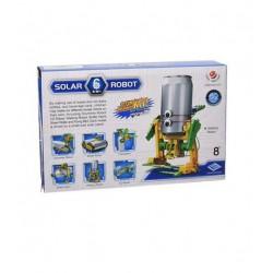 Robot Reciclador solar en kit