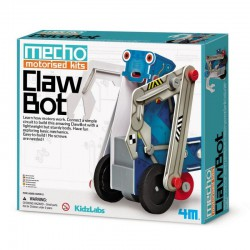 Robot Claw o Claw bot